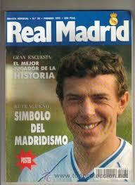 REVISTA REAL MADRID Nº 32 OFICIAL - FEB 1992 - BUTRAGUEÑO - PEÑA MADRIDISTA RAMON MENDOZA - 28206089