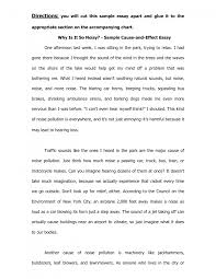 cover letter cause and effect essay examples cause and effect cover letter best essay samples evaluation samplecause and effect essay examples large size