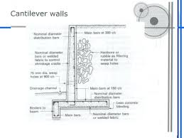 weep holes in retaining wall precast concrete retaining weep holes retaining wall detail