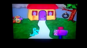 blue s clues what does blue want to do on a rainy day. Alluring Pistas De Blue 1 1454622545 Blues Clues 490x253 S What Does Want To Do On A Rainy Day