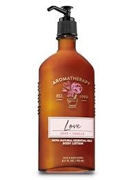 bath and body works customer service rose vanilla body lotion aromatherapy bath body works