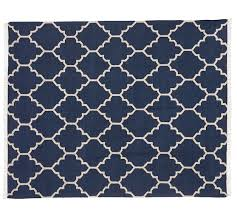 natalie dhurrie rug navy saved view larger