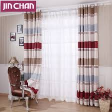 curtain styles quality style curtains directly from china linen curtains suppliers modern brief style natural cotton and linen curtain stripes
