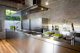 Minimalist And Functional Kitchen Room Interior Design Of A Interior Design Kitchen Room