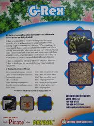 Terpinator Feed Chart Gorilla Gardener Hydroponics Consultants Hydroponics