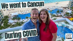 traveling to cancun mexico during