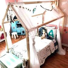 girls full canopy bed – teamterz