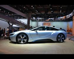 Coupe Series 2013 bmw i8 : BMW i8 Plug-in Hybrid Sports Car 2013