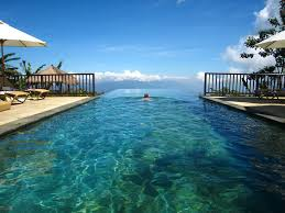 infinity pool design.  Design Bali Infinity Pool Swimming To The Edge Of Eternity Intended Design