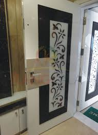 back painted glass for entrance doors shree rangkala glass design photos
