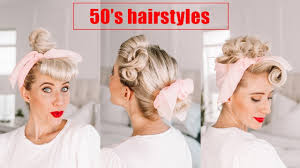 four 50 s hairstyles poodle skirt costume ideas for