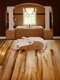 there are two types of prefinished flooring solid hardwood and engineered