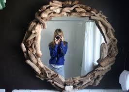 Diy Mirror Diy Driftwood Mirror Pomp And Circumstance