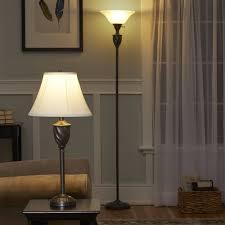 magnificent floor and table lamp set 13 lamps jake full image for matching regarding decorating brass side living room lighting sets bedroom night dresser
