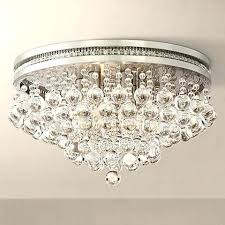 chandeliers wide crystal chandelier brushed nickel 1 4 ceiling light style attractive and 60 inch