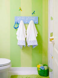 Kids Bathroom Decor