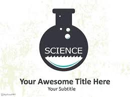 Science Fair Powerpoint Templates Science Ppt Template Clairemoore Info