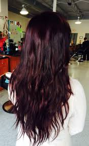 Kenra color is amazing! 4rr, 6r with red booster and you have this ...