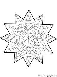 Small Picture Free Printable Mandala Coloring Pages mandala christmas