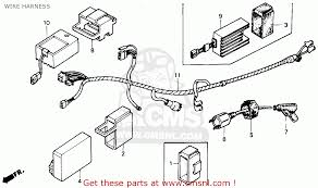 1988 honda 200 wiring diagram 1988 discover your wiring diagram diagram furthermore honda trx 350 wiring on