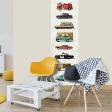 Auto Behang Dinky Toys