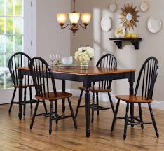 Better Homes And Gardens Kitchen Table Set Better Homes And Gardens Autumn Lane 5 Piece Dining Set W Leaf