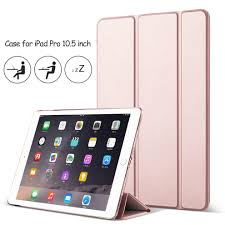case for new ipad pro 10 5 inch 2017 yip color ultra slim pu leather smart cover case tablet 10 inch case 10 inch tablet sleeve case from alisa201809