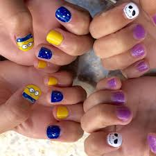24+ Kids Nail Art Designs , Ideas | Design Trends - Premium PSD ...