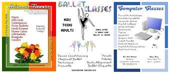How To Make A Digital Flyer Flyer Tutor Graphic Design Blog 10 Basic Design Principles