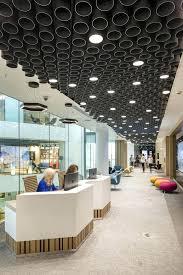 office ceiling design. Open Ceiling Design Ingenious Office Unique Ideas Best On Beam Pictures G