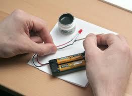 wire glue conductive glue thinkgeek gluing the circuit