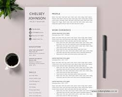 2019 2020 Best Selling Cv Templates For Fresh College
