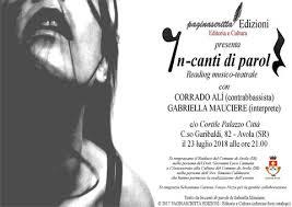 Cultura Dintorni Paginascritta Edizioni