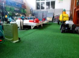 a good place to start learning about artificial grass installation would be a small area like a deck concrete patio or display area