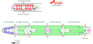 Air India Flight Seating Chart Air India Scraps Domestic 747 Flight Plan Simple Flying