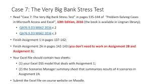 bus information systems management assignment term ppt  2 case