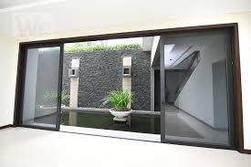 benefits of aluminium sliding doors for