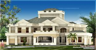 Amazing Luxury Home Plan   Luxury Beach House Floor Plan        Floor Plan Inspiring Luxury Home Plan   Luxury Kerala House Design Plans