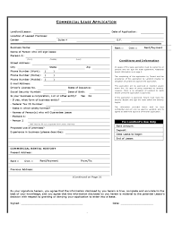Office Rental And Lease Form - 5 Free Templates In Pdf, Word, Excel ...