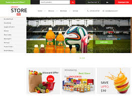 Free Ecommerce Website Templates Enchanting Download Free HTML ECommerce Templates For Online Shopping Websites