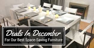 best space saving furniture. The Best Space-Saving Furniture Deals Are In December Space Saving I