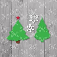 These go beyond basic fonts and cuts into intricate trinket boxes and. Christmas Tree Svg Cut File For Cricut And Silhouette Cute Svg Files