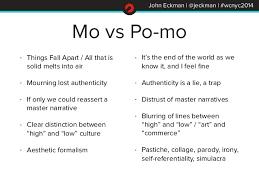 postmodernism s critique of modernism literary theory and postmodernism s critique of modernism literary theory and criticism notes