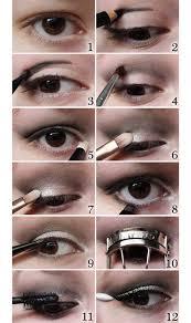 evening makeup tutorial for hooded eyes makeuptips tutorial holidaymakeup