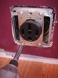 stove wiring installing a range outlet recessed style 50 amp stove wiring installing a range outlet recessed style 50 amp receptacle