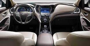 2018 hyundai sonata interior. plain 2018 20172018 hyundai santa fe sport interior throughout 2018 hyundai sonata interior