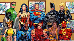 DC Superheroes Wallpapers - Wallpaper Cave