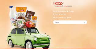 Indicazioni per spesa online Coop per regioni e città: 3 siti di riferimento