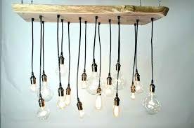 edison light chandelier best bulb chandelier ideas on light edison light fixture pottery barn