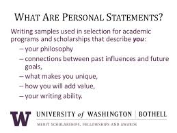 Introduction to personal statement personal statement medical Sample Personal  Statements Graduate School how to write a the School of Computer Science   University of St Andrews
